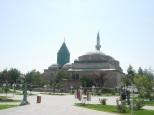 Mausoleo de Mevlana, Konya