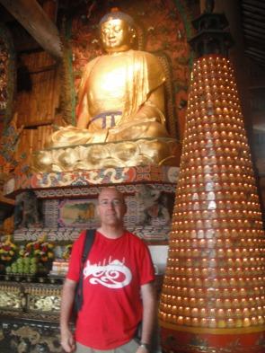Templo budista, Leshan