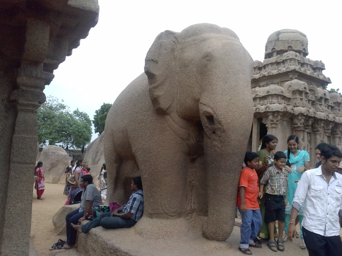 INDIA: ETAPA 1: DELHI-CHENNAI-MAMALLAPURAM