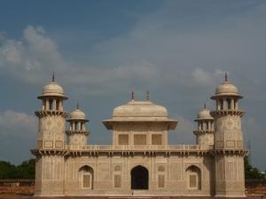Tumba de Itimad, Agra