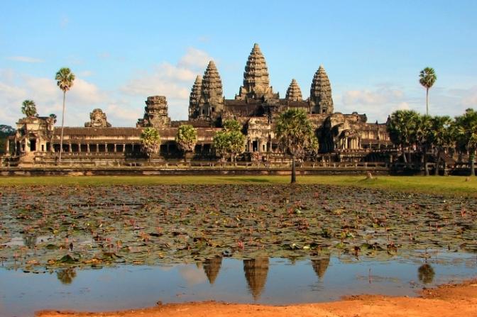 Próximo destino: Myanmar, Camboya, Malasia, e Indonesia