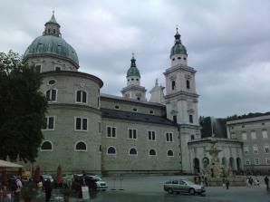 Salzburgo, Catedral