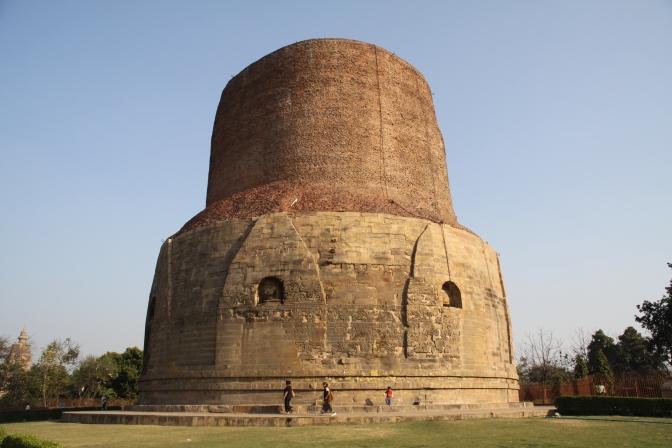 Sarnath, donde Buda habló