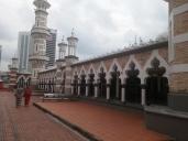 Mezquita en Plaza Merdeka