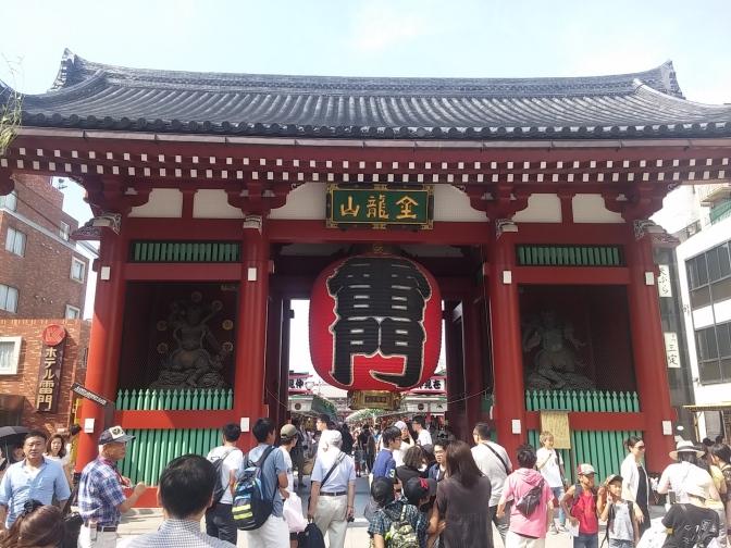 DÍA 2: PASEANDO POR TOKIO